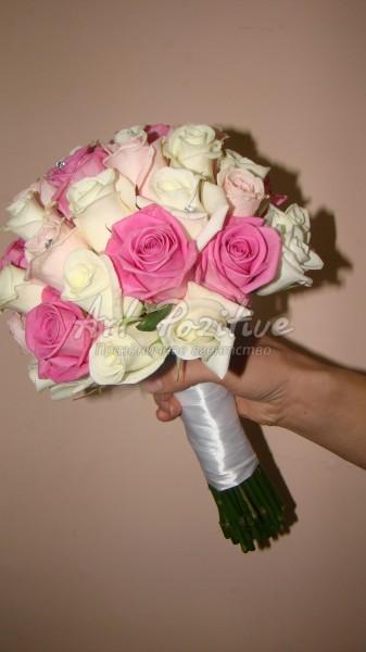 Фото букетов цветов своими руками